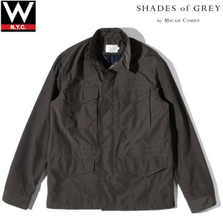 SHADES OF GREY(シェーズ オブ グレイ) オリジナル ナイロン ジャケット