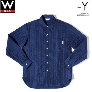 BLUEY(ブルーイ) インサレート テック ボンディング 長袖 シャツ