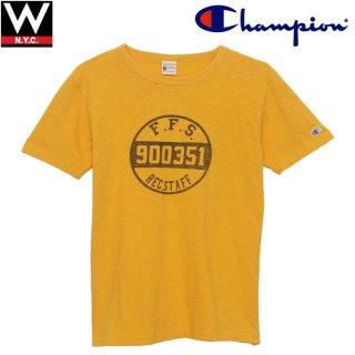 Champion(チャンピオン) ロチェスター チャンピオン ロゴ 半袖 Tシャツ