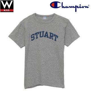 Champion(チャンピオン) 70'S ヴィンテージ チャンピオン ロゴ 半袖 Tシャツ