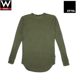 EPTM.(エピトミ) トレーニング サーマル ロングライン 長袖 Tシャツ