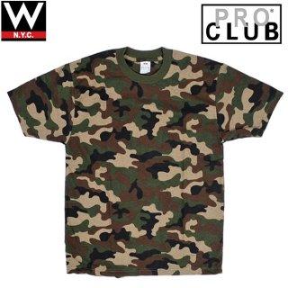 PRO CLUB(プロクラブ) 無地 半袖 Tシャツ