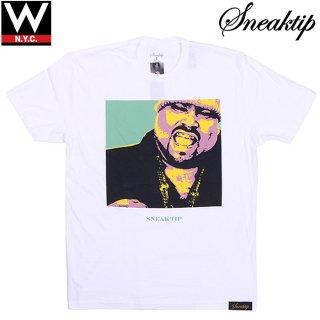 SNEAKTIP(スニークチップ) ビッグパン ウォーホール 半袖 Tシャツ