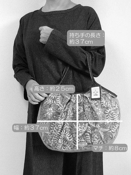 sisiグラニーバッグ 定番サイズ バティックマドゥラ
