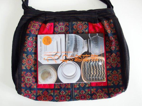 モン族民族衣装バッグ