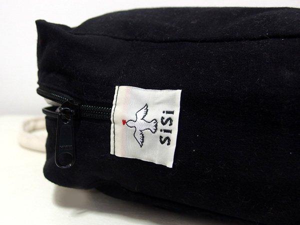 sisiバッグ ジッパー付きバッグ
