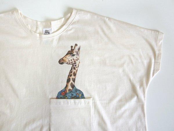 アニマルTシャツ