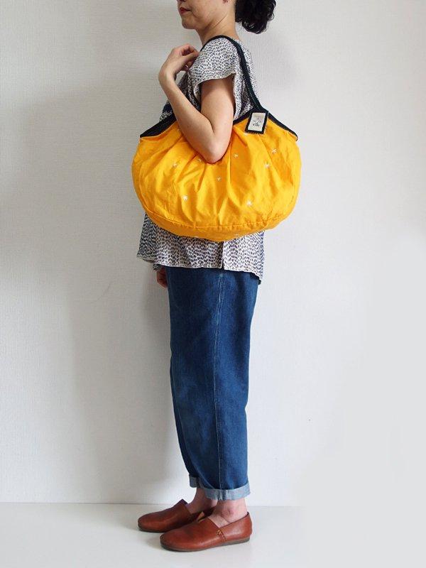 sisiグラニーバッグ 120%ビッグサイズ 刺繍