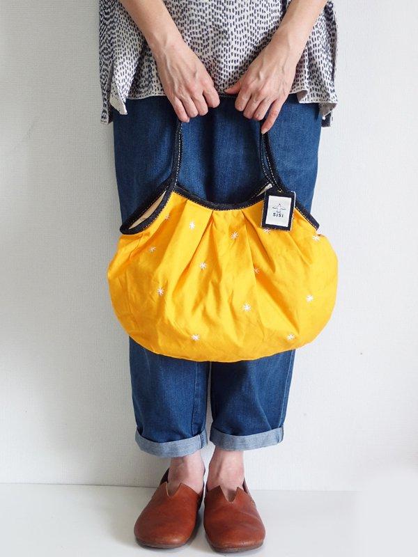 sisiグラニーバッグ 定番サイズ 刺繍