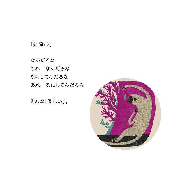 morita MiW ティータオル2 好奇心 サル