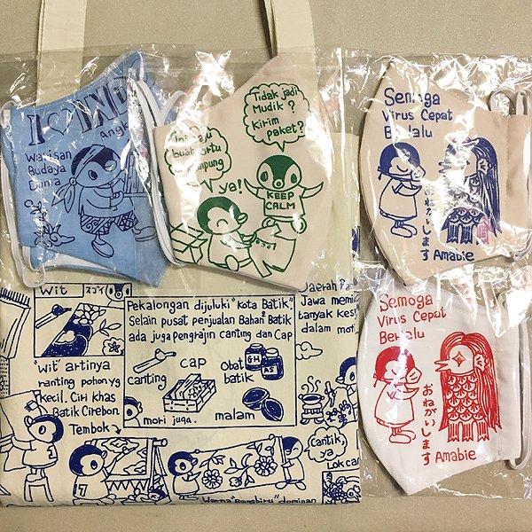 【ご予約品】スタジオパチェ ペン子ちゃんグッズ