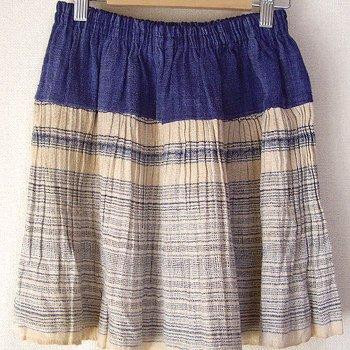 モン族 ショートスカート 649