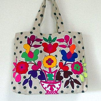 スザンニ刺繍トートバッグ 486 various shop