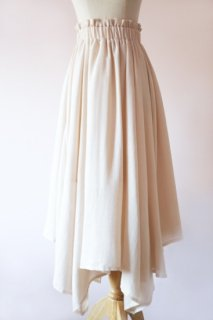 <img class='new_mark_img1' src='//img.shop-pro.jp/img/new/icons20.gif' style='border:none;display:inline;margin:0px;padding:0px;width:auto;' />《SALE》Irregular hem long skirt