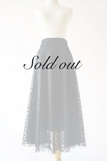 <img class='new_mark_img1' src='//img.shop-pro.jp/img/new/icons47.gif' style='border:none;display:inline;margin:0px;padding:0px;width:auto;' />double tulle polka dot skirt