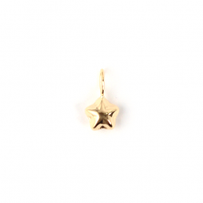 Star Charm | K18<img class='new_mark_img2' src='//img.shop-pro.jp/img/new/icons57.gif' style='border:none;display:inline;margin:0px;padding:0px;width:auto;' />