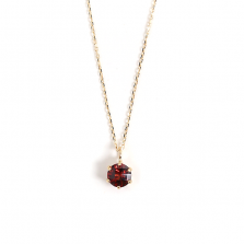 Garnet Necklace | K18