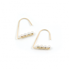 Pearl Hook Pierce | K10YG