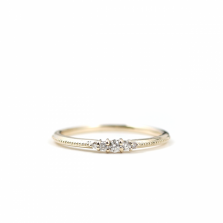 5 Stone Diamond Ring | K10YG