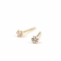 Diamond Pierce 0.1ct | K18