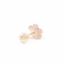 Sakura 2way Pierce | K18