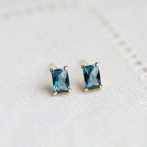 London Blue Topaz Pierce | K10YG