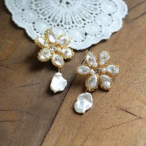 Pearl & Crystal Pierce