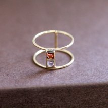 Palette Ring | K10YG