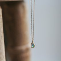 Opal Necklace | K10YG