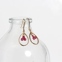 Rectangle Plate & Diamond Necklace | K18