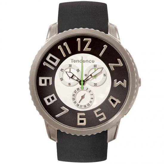 テンデンス スリム クラシック ブラック 腕時計 メンズ レディース  TG161002/Tendence SLIM CLASSIC TE1610…