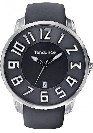 テンデンス スリム クラシック ダークグレー 腕時計 メンズ レディース TG151001 TS151001/TENDENCE SLIM CLASS…
