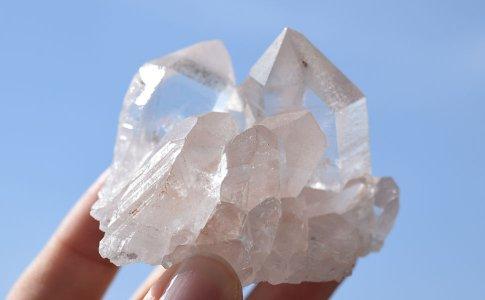 ヒマラヤ水晶クラスター03