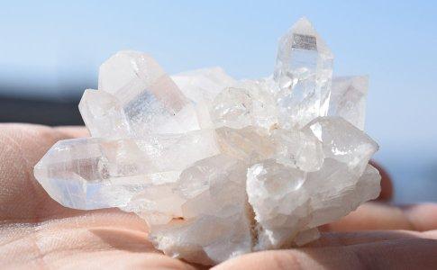 ヒマラヤ水晶クラスター07