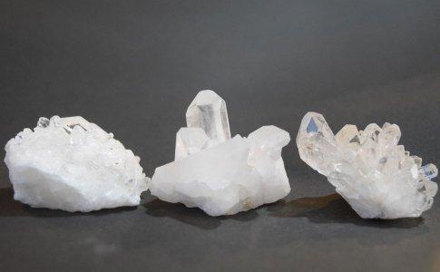 ブラジル産水晶クラスター�