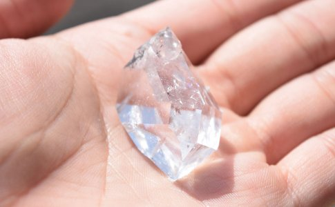 ハーキマーダイヤモンド02
