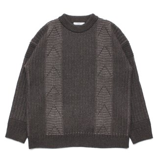 Wadachi Knit / BROWN