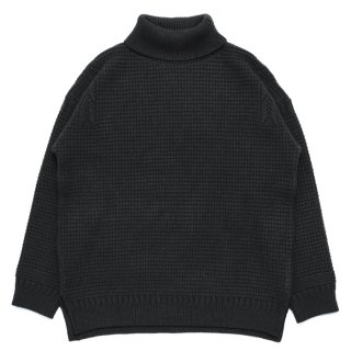 Rocca Turtle Knit / BLACK