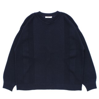Samon Knit / D.NAVY