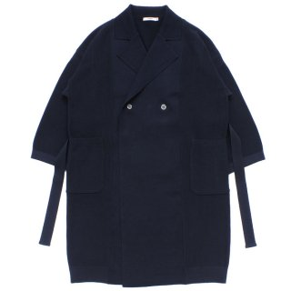 Yaten Knit Coat / D.NAVY