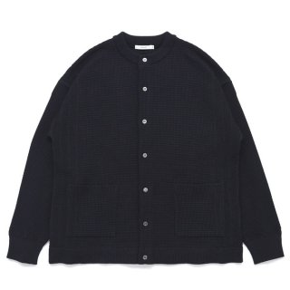 Hisetu Cardigan / BLACK