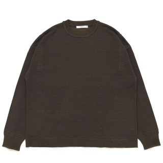 Tousei Knit / BROWN