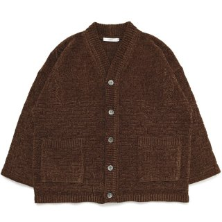 Nitibo Hanten Cardigan / BROWN