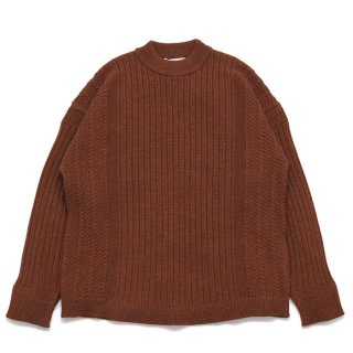 Kodou Knit / ORANGE