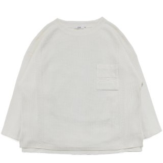Kawara Knit / WHITE