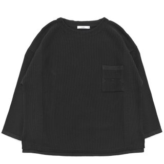 Kawara Knit / BLACK