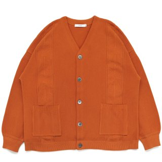 Konome Cardigan / ORANGE