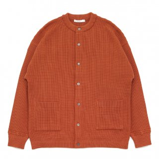 Komogake Cardigan / ORANGE