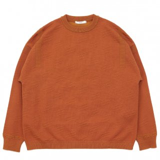 Akikaze Knit / ORANGE