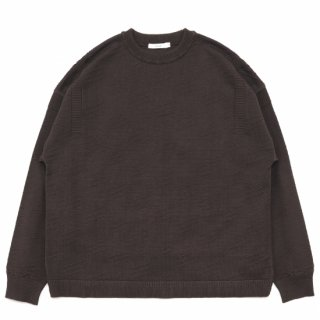 Akikaze Knit / BROWN
